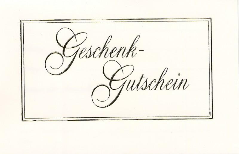 Geburtstag Text Gutschein