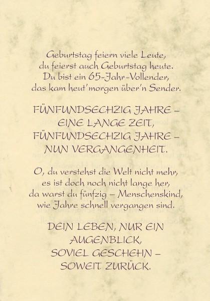 Geburtstagsglückwünsche Zum 65 Bellanorasatcy Blog