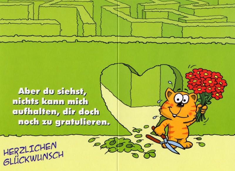 Grußkarte Geburtstag verspätet Karte Humor Ich hab es nicht früher geschafft.. C6 505859